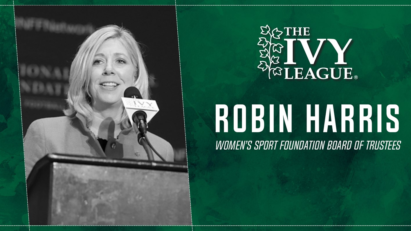 Robin Harris Named to Women's Sports Foundation Board of Trustees