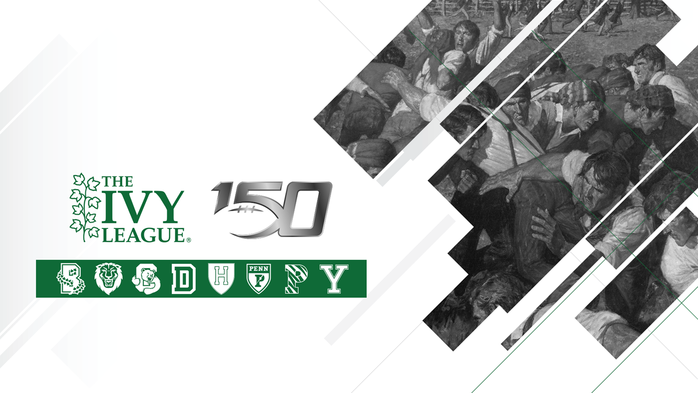 89364c9e13b Ivy League Set to Showcase Storied History Throughout College Football s  150th Celebration