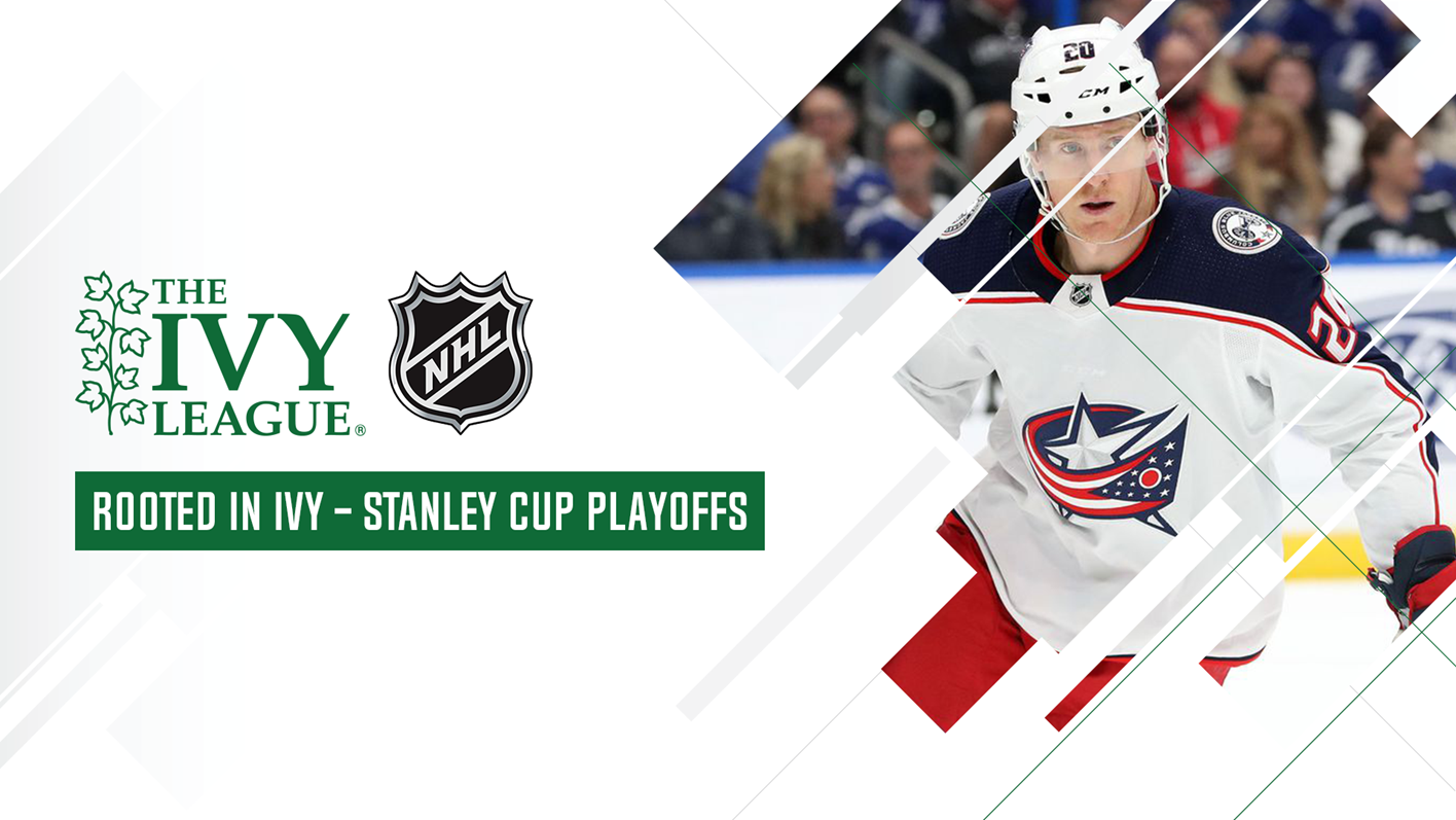 Six Ivies Advance In Stanley Cup Playoffs Ivy League