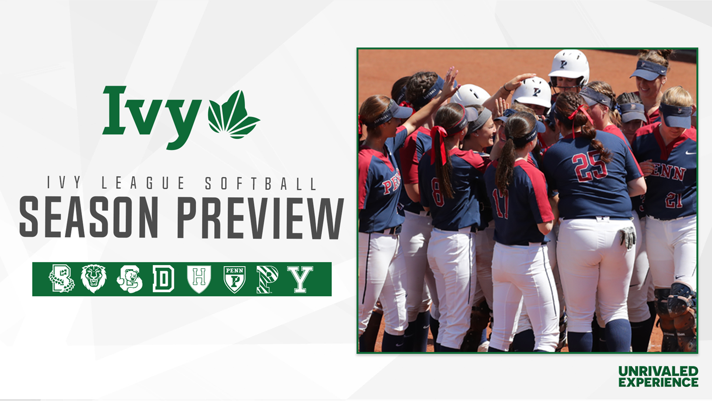 Ivy League Springs Into 2020 Softball Season Ivy League